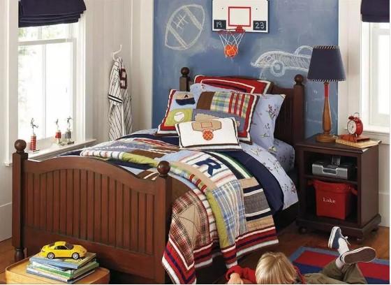10 Contoh Desain Kamar Tidur Anak