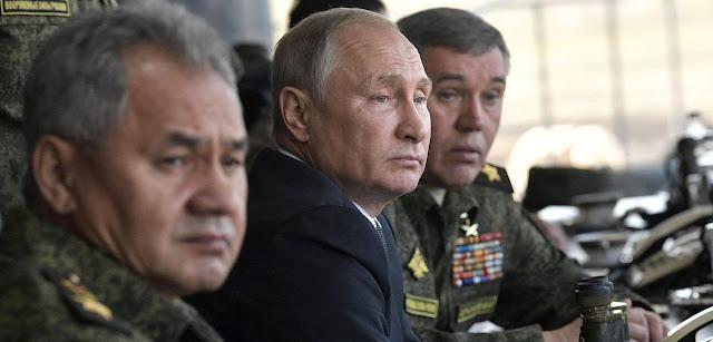Ο Πούτιν στο αδιέξοδο ενός μεγάλου πολέμου