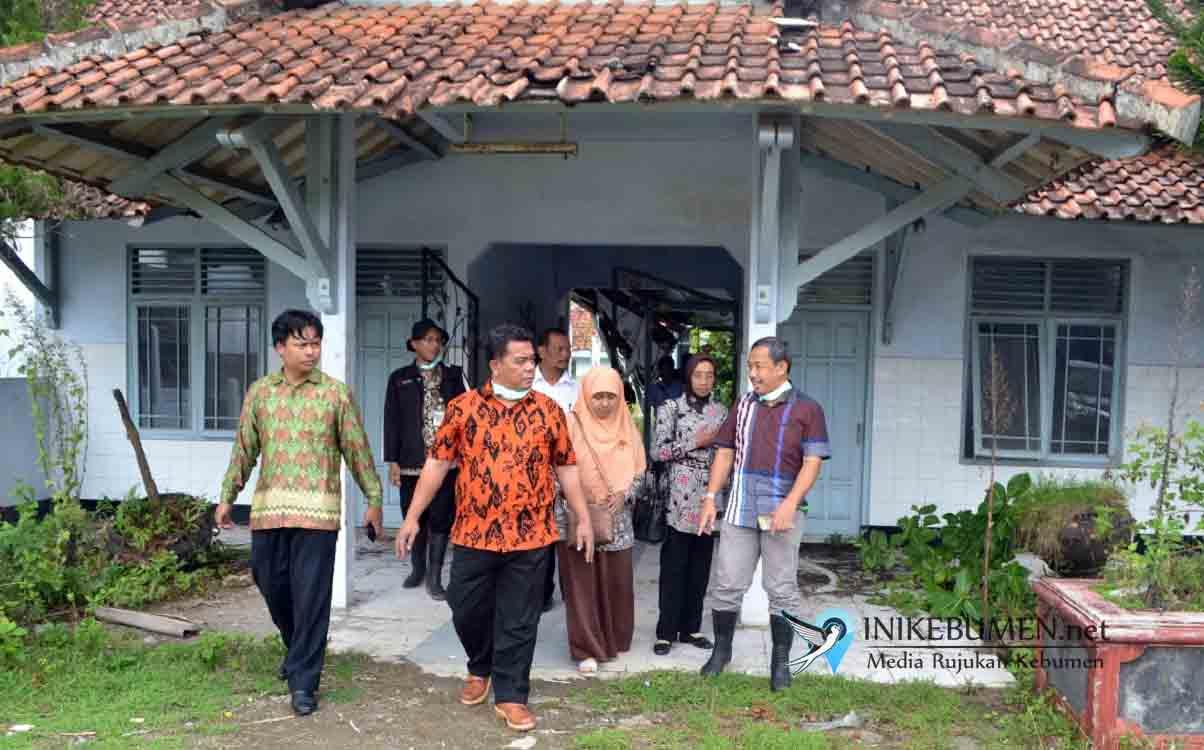 Komisi B DPRD Kebumen Restui Eksekutif Bangun Shelter Jiwa di Bekas RSUD Lawas
