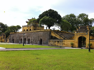 Hanoi Citadelle