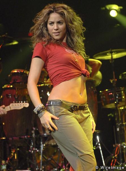 Dancing Belly Belly Roll