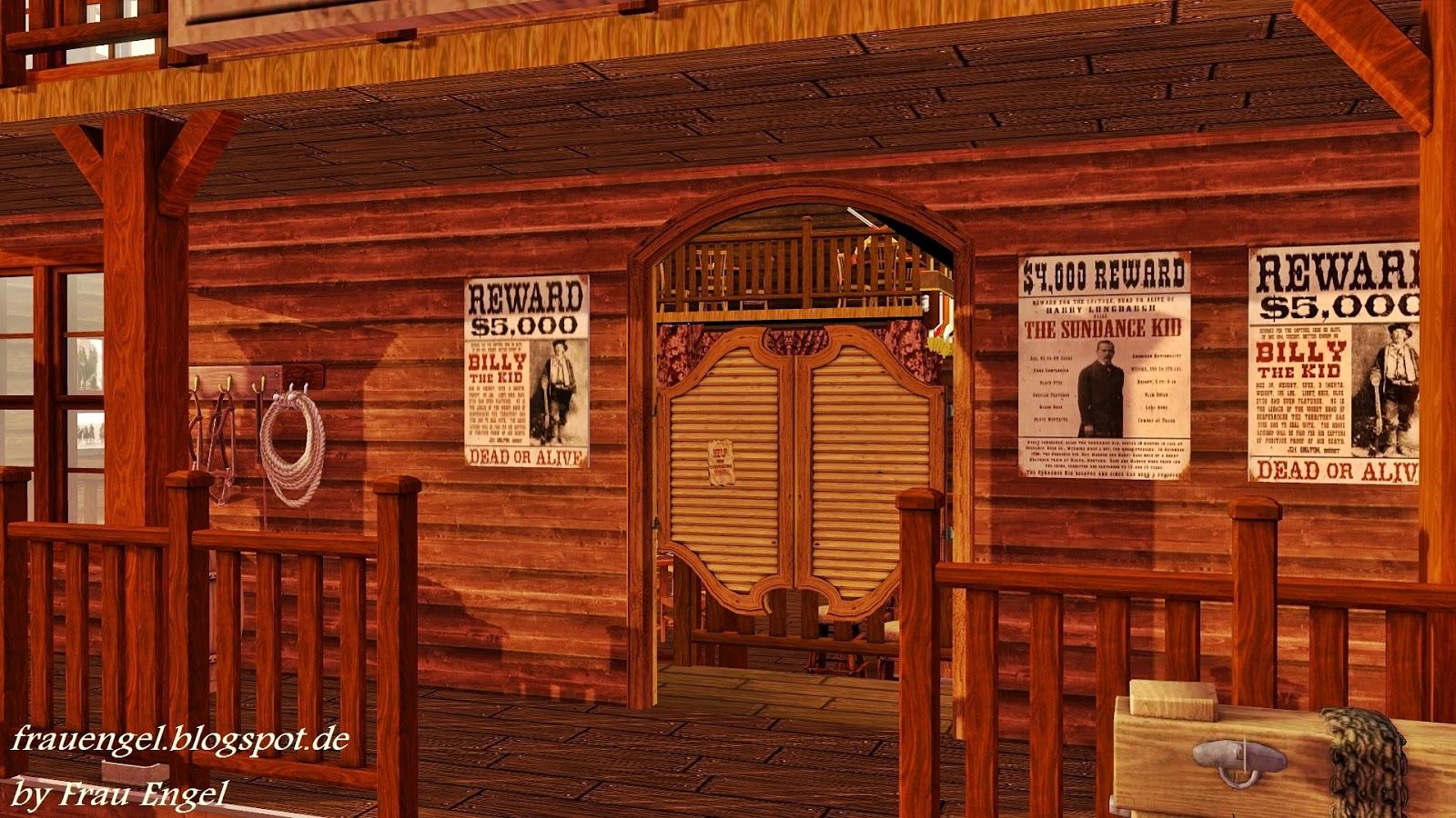 Saloon Wild West Mecklenburg