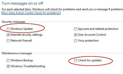 Hướng dấn tắt update windows 8,1