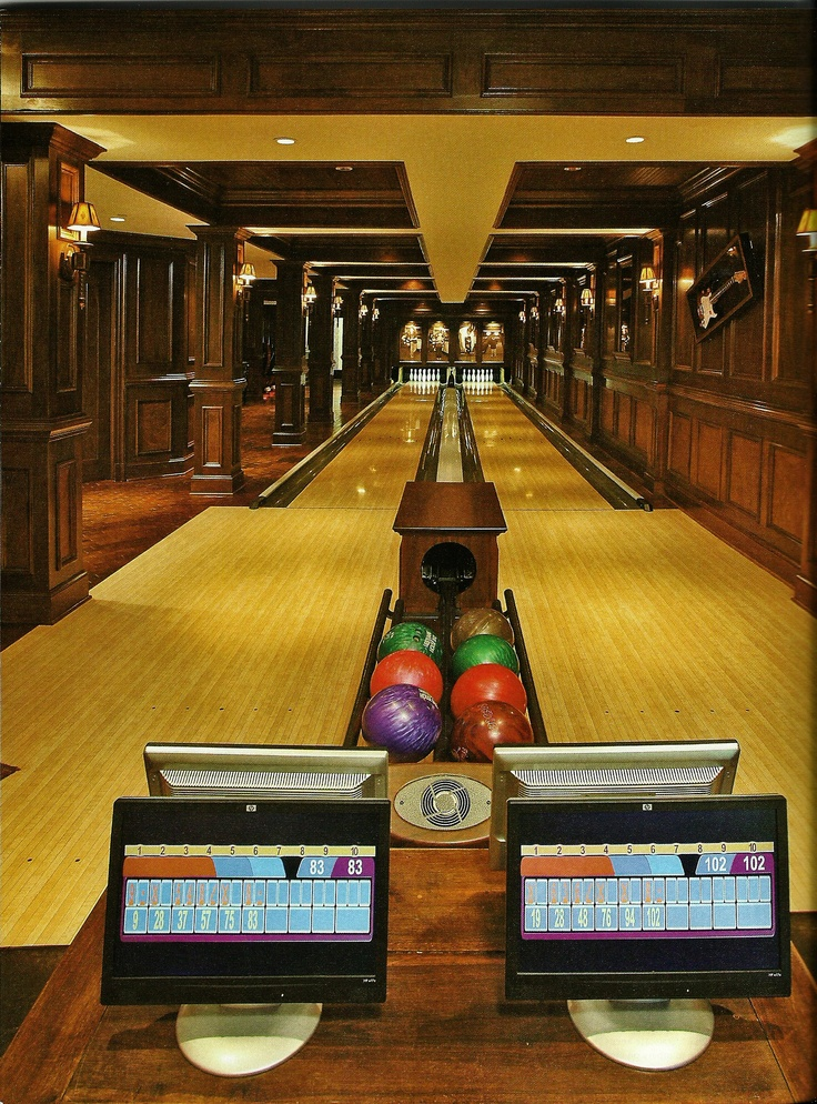 Bowling Alley Construction : Building bowling s future today