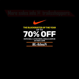 Nike Clearance Sale by aL-ikhsaN 2017
