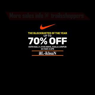 Nike Clearance Sale by aL-ikhsaN 2017