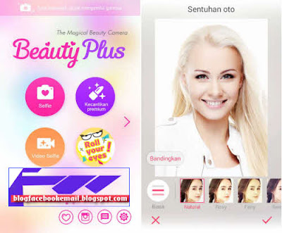 editor foto android gratis keren beauty plus