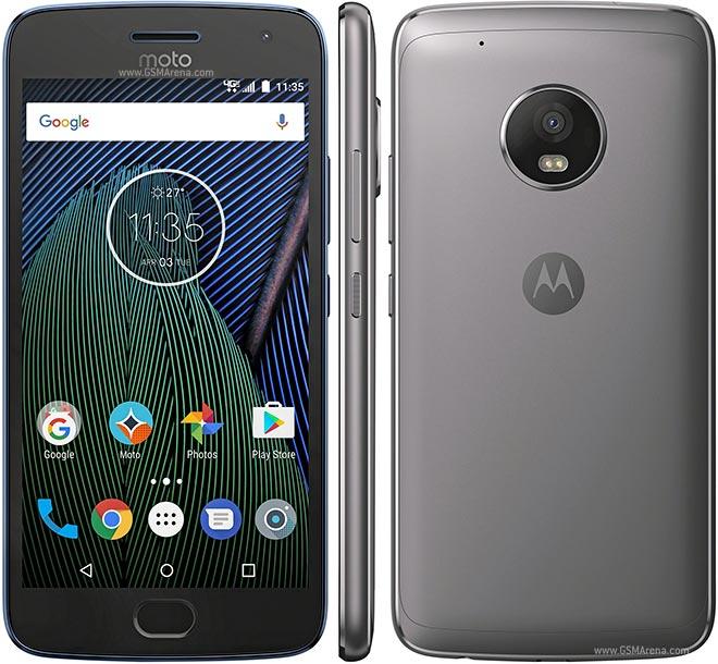Motorola G5 full specifications