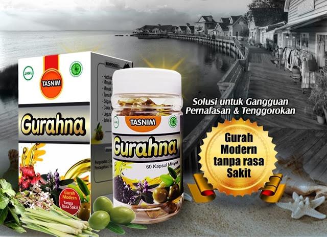 Kapsul Minyak Herbal Tasnim GURAHNA