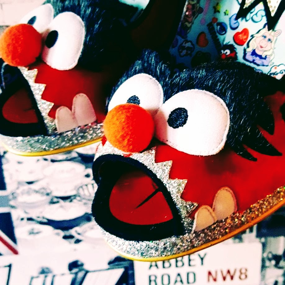 Irregular Choice Monster From The Muppet's