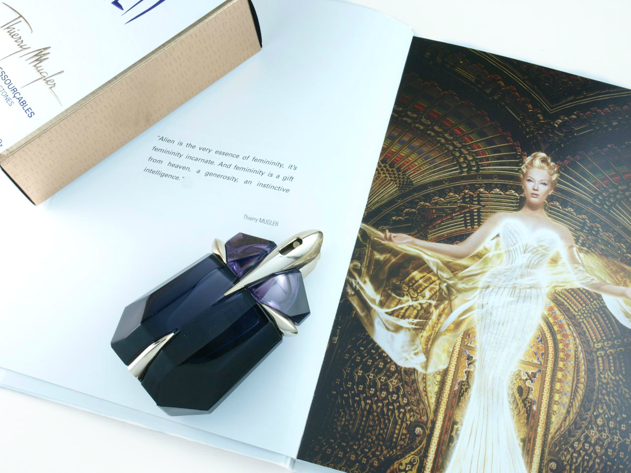 Alien Thierry Mugler Eau de Parfum: Review