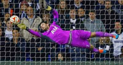 VIDEO: £7.67m bargain Lloris vs Man Utd