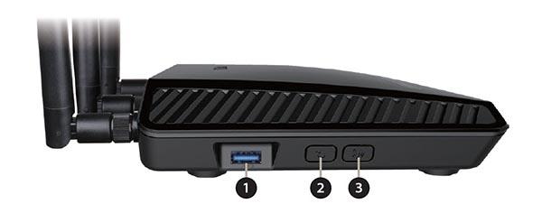 Wireless Router, DSL-2888A, D-link