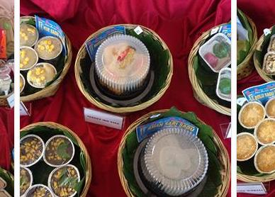 Gambar Sajian 369 Jenis Olahan Sagu Di Riau Food Festival