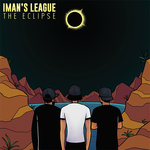 """Iman's League stream new EP """"The Eclipse"""""""
