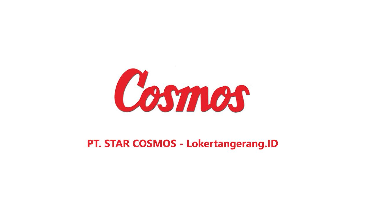Lowongan Kerja PT. Star Cosmos Tanah Tinggi Tangerang