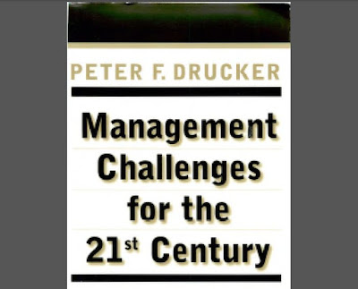 [Peter Drucker] Management Challenges for the 21st Century English Book in PDF