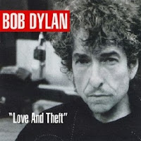 disco BOB DYLAN - Love and theft