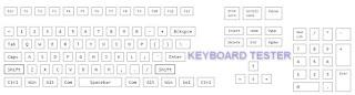 Cara jitu cek fungsi keyboard secara online dengan keyboardtester