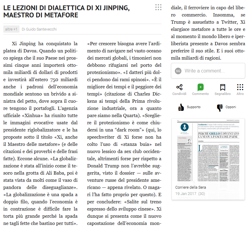 Lassedio cinese (Mondo economico) (Italian Edition)