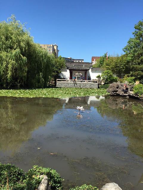 Dr. Sun Yat-Sen Chinese Garden
