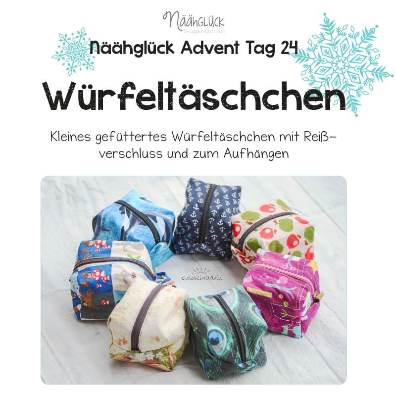 Näähglück by Sophie Kääriäinen: Näähglück Advent 2016 - Tag 24 ...