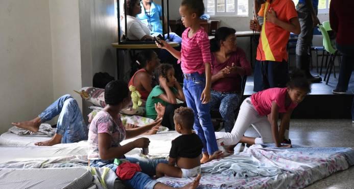 Secuelas del huracán María: quedan más de 18 mil desplazados, 8,657 viviendas anegadas