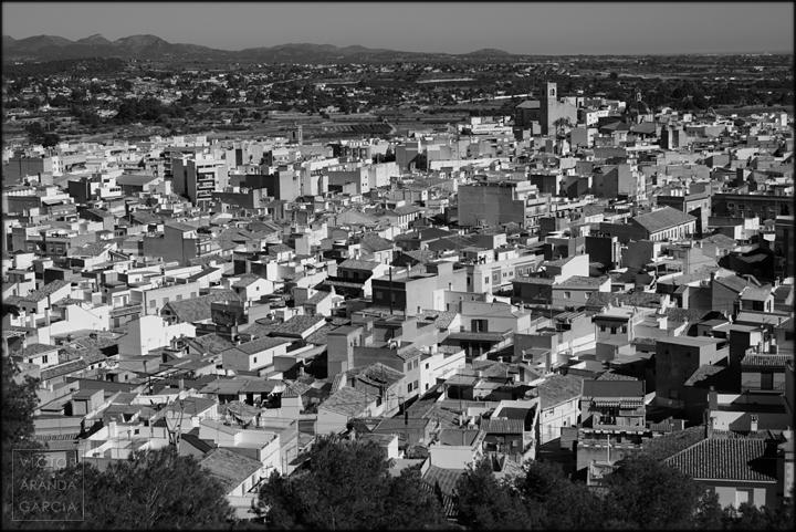 fotografia,lliria,paisaje,pueblo,panoramica,casas