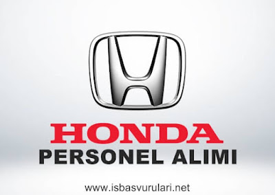 Honda iş ilanları