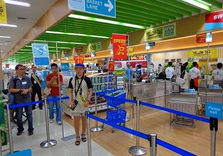 SM Lanang, SM Lanang Supermarket