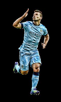 Sergio Aguero - Manchester City v1