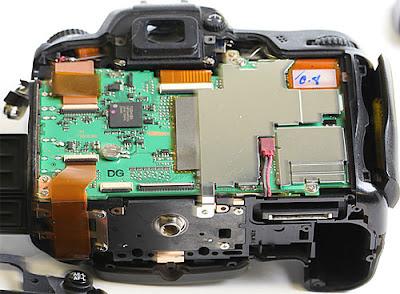 PCB kamera digital