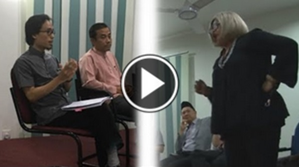 Video : keluarkan ayat Quran, Siti Kassim terdiam 'dipanah' peguam muslim!