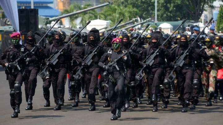 TNI AL Resmi Memiliki Markas Komando Pasukan Korps Marinir 2#