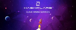 شرح طريقة الإستثمار في موقع HashFlare