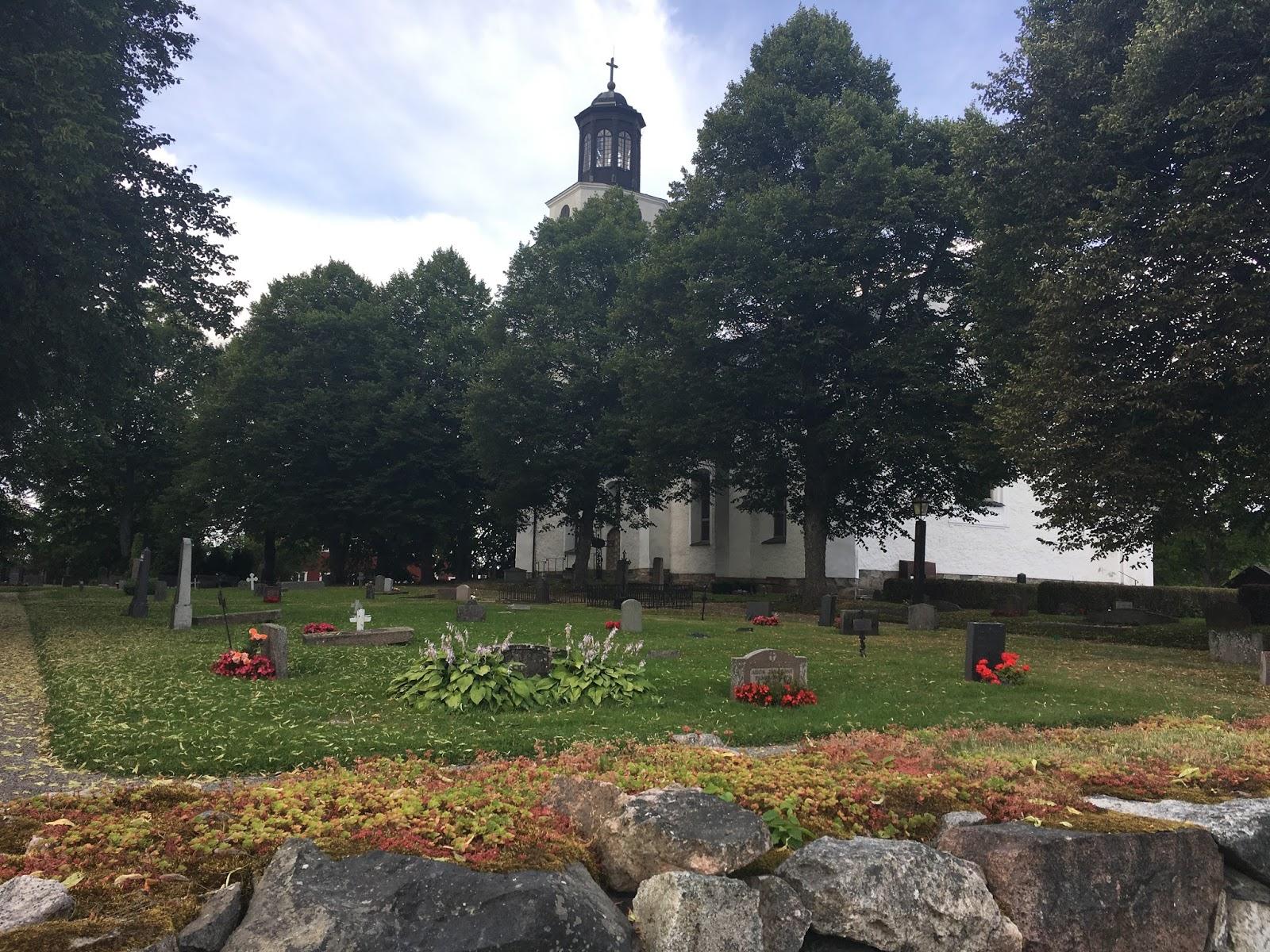 Om Kungsra kyrka - Svenska kyrkan Vsters