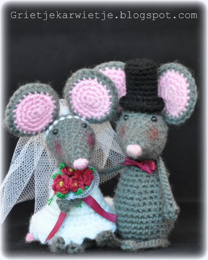 Grietjekarwietjeblogspotcom Op Het Bruidspaar