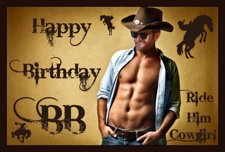 Happy Birthday Sexy Man Picture
