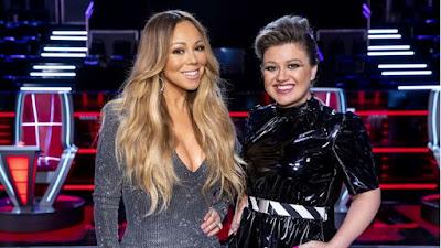 Kelly Clarkson Sings Mariah Carey's Classic Tune 'Vanishing' While In Self-Quarantine!