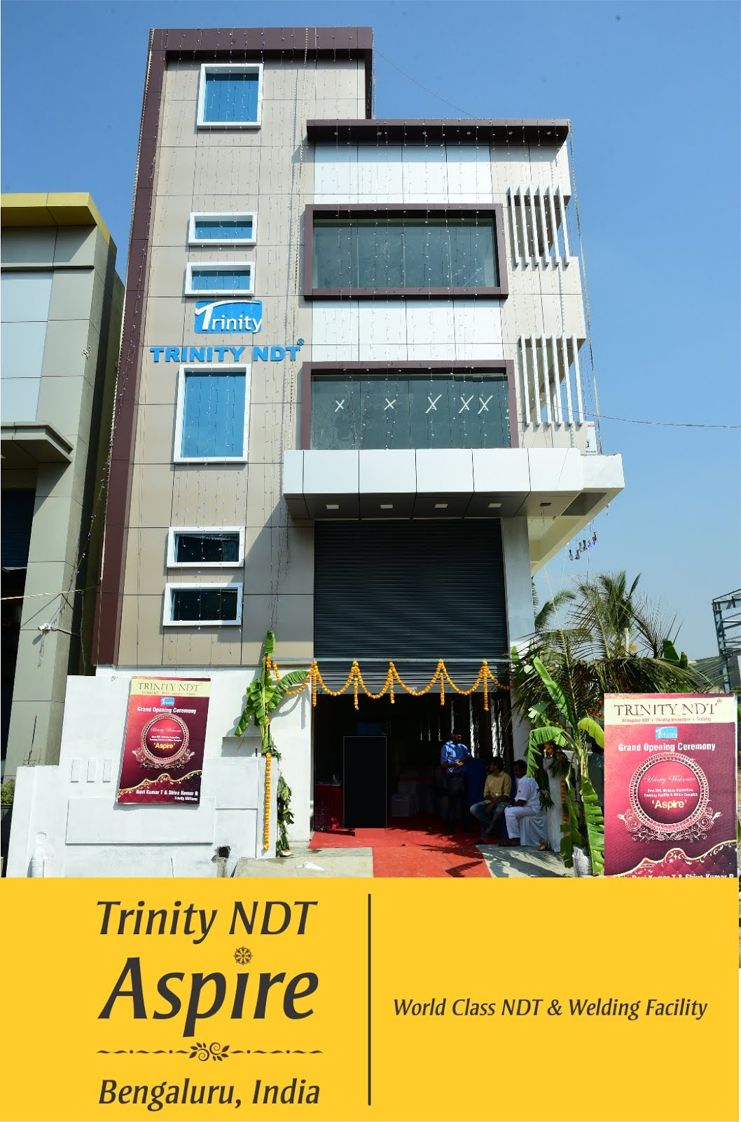 Trinity NDT - Aspire New NDT Labs