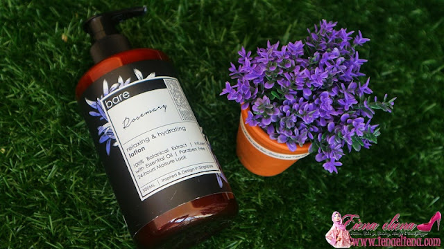 Bare For Bare Body Lotion In Rosemary