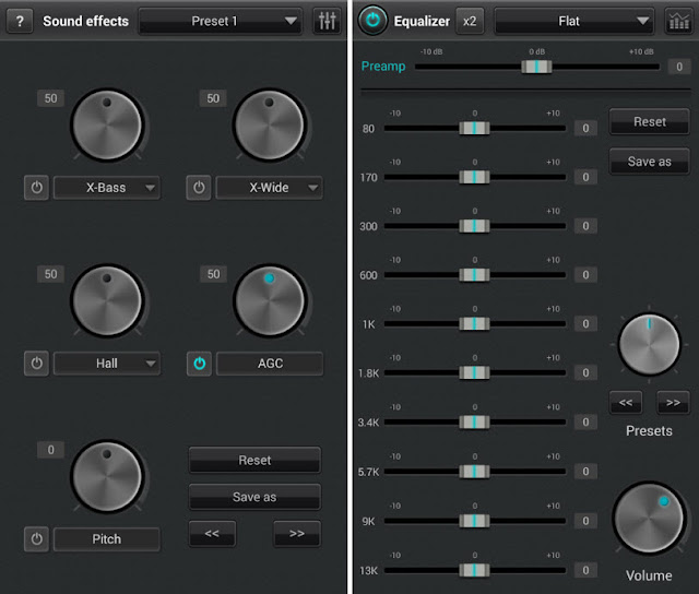 jetAudio HD Music Player App