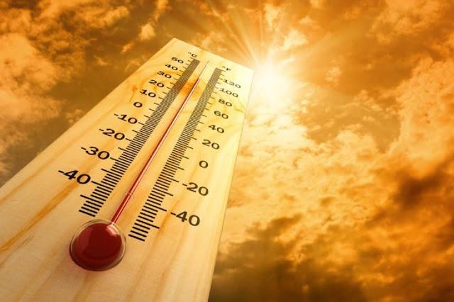 Maiorca ultrapassou os 41 graus de temperatura no sábado