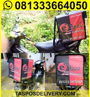 Produsen Tas delivery pizza epos Jakarta bandung bogor tangerang bekasi jogja solo semarang malang surabaya bali banjarmasin batam
