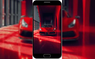 Ferrari 488 GTB Pogea Racing Fplus Corsa - Fond d'Écran en FHD pour Mobile