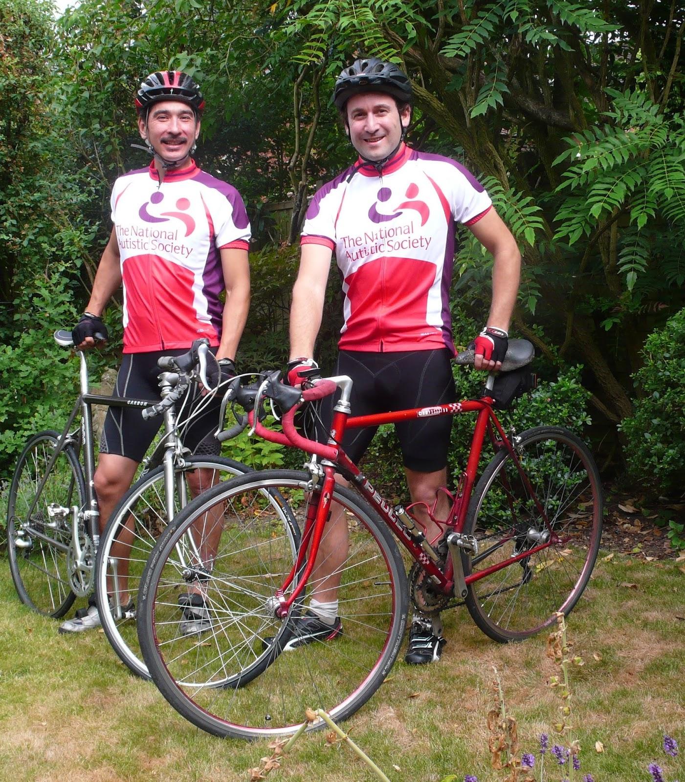 Jelly Legs Ben and Jez s London Surrey100 training blog