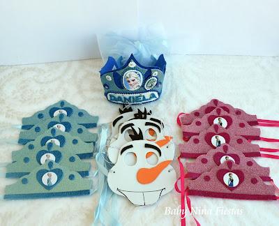 kit cumple frozen