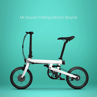 Xiaomi Launches Mi QiCYCLE, Affordable Smart Folding Electric Bike