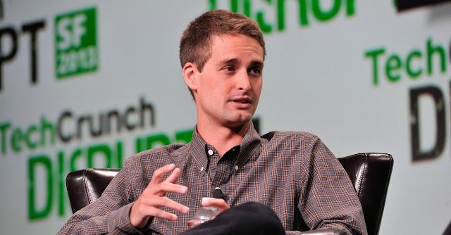 Kisah Inspiratif Pendiri Aplikasi SnapChat Evan Spiegel