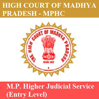 High Court Madhya Pradesh, MPHC, MP, Madhya Pradesh, high court, Judicial, freejobalert, Sarkari Naukri, Latest Jobs, mphc logo